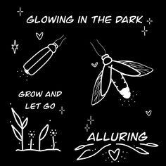 Glow, grow and let go 🍀❤️🌿 fireflies 🔥 Tattoo Images, Tattoo Photos, All Tattoos, Angel Tattoo Men, Lower Back Tattoos, Big Tattoo, Arm Band Tattoo, Picture Tattoos, App Design