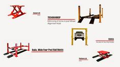 W.A Fink And Son is a major new and used car hoist dealer in Melbourne. #CarHoistForSale