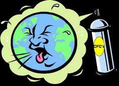 ozone layer/ global warming