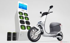 Gogoro to Launch Smartscooter and Gogoro Energy Network in Europe in 2016