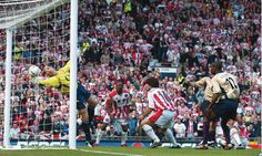 David Seaman, Arsenal FC. Arsenal FC vs Sheffield United (2003). David Seaman was nearly 40 when he made the greatest save of his career. He certainly saved the best till last.