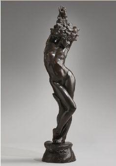 Isamu Noguchi - Isamu Noguchi's seminal full-figure sculpture Undine (Nadja) Isamu Noguchi, Rose Art, Henri Matisse, Art Sculpture, Statue, Art And Architecture, Ceramic Art, Amazing Art, Sculpting