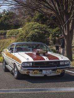 Iconic Mopar Muscle Cars Daily: http://hot-cars.org