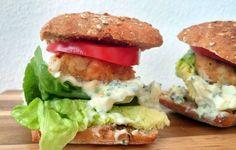 Gezonde, lekkere en makkelijke visburgers. Wat wil je nog meer? - Tante Pollewop