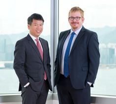Welcoming Tony Wong and James Hawksworth to our MSLGROUP family in Hong Kong!