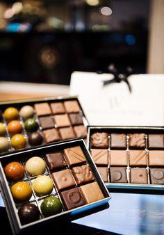 프리미엄 수제 초콜릿, 라 메종 뒤 쇼콜라(La Maison Du Chocolat). 달콤한 초콜릿을 고메이494에서 만나보세요 !