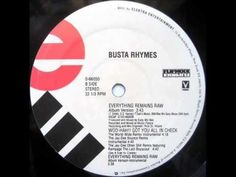 Bustha Rhymes ft. Rampage The Last Boy Scout - Woo-Hah!! Got You All In ...