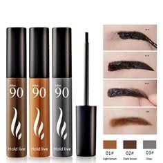 Peel off Eyebrow Enhancer Tint Gel Long Lasting Easy to Wear Eyebrow Enhancers Beauty Makeup