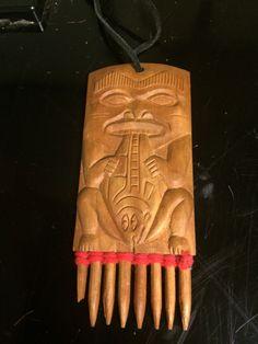 Tlingit comb