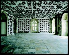 Documenta IX 1992 - Installation