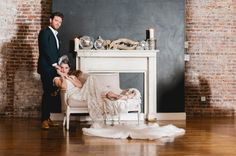Downtown Raleigh Wedding The Stockroom_0045