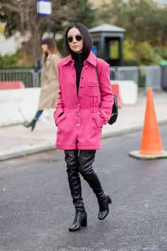 15 Perfect Ways to Wear Over-the-Knee Boots This Winter