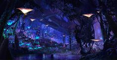 Pandora Ð The World of AVATAR will bring a variety of new experiences to Disney's Animal Kingdom, including a family-friendly attraction called NaÕvi River Journey. The adventure begins as guests set out in canoes and venture down a mysterious, sacred river hidden within the bioluminescent rainforest. The full beauty of Pandora reveals itself as the canoes pass by exotic glowing plants and amazing creatures. The journey culminates in an encounter with a NaÕvi shaman, who has a deep…