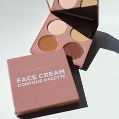 Face Cream Contour Palette - MakeupMekka Cream Contour, Contour Palette, Make Up, Face, Beauty, Makeup, The Face, Beauty Makeup, Faces