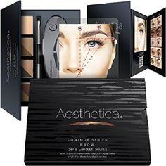 be3978247ff Aesthetica Cosmetics Brow Contour Kit Aesthetica Cosmetics, Best Makeup  Palettes, Makeup Kit, Eyebrow