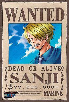 Sanji The lover!