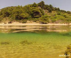 kerkyra(Corfu) island,Secret beach