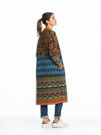 Long Cardigan | Pullovers | Ladies Clothing at Scotch & Soda