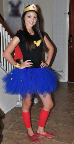 DIY super hero costume