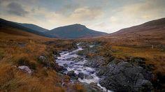 North Glen Sannox, Isle of Arran, Ayrshire Scotland Tours, Scotland Travel, Places To Travel, Places To Visit, Isle Of Arran, Orkney Islands, Outer Hebrides, Irish Sea, Oblivion