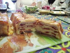Pastel de carne