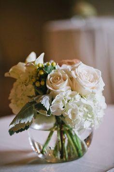 Soft and Classic Glamorous Wedding