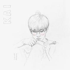 EXO`s Kai