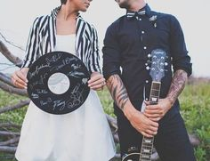 62 Awesome Rock Wedding Ideas That Inspire | HappyWedd.com