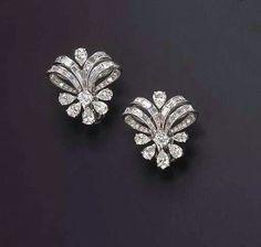 Dimond earing