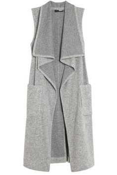 Let this Nicholas vest be another cozy piece of layering in your fall wardrobe.