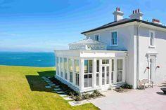 Hardwood Orangery overlooking Dublin Bay Dublin Bay, Conservatory Design, Hardwood, Restoration, Traditional, Mansions, House Styles, Building, Home Decor