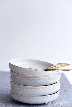so schön Ceramic Tableware, Ceramic Bowls, Ceramic Clay, Kitchenware, Stoneware Clay, Pottery Art, Pottery Bowls, Ceramic Pottery, Broste Copenhagen