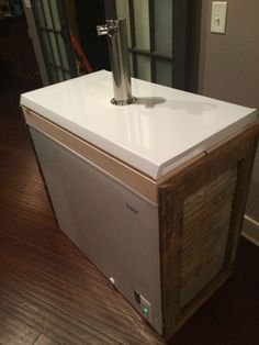 If You Do Not Know What A Kegerator Is, After Seeing This Coupleu0027s, You