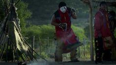 06 TRADICIONES TELEVISA- Múzquiz Coahuila- La Danza del Guerrero Kikapoo.