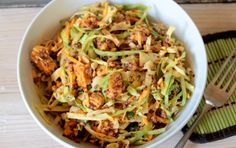 <p>All the goodness of hot and spicy Buffalo wings, in salad form!</p>