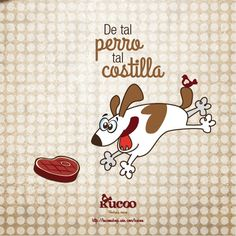 De tal perro, tal costilla #frases #RefranCaninoKucoo