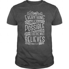 EVERYTHING IS POSSIBLE T-SHIRTS, HOODIES, SWEATSHIRT (19$ ==► Shopping Now)