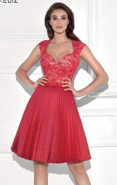 Tarik Ediz 90473 Vestido - MissesDressy.com