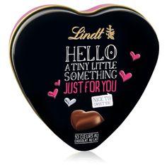 Lindt Hello Boite métal Lait 45g - Chocolats Lindt - Boutique France