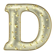 Letter D  *✿*