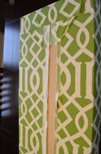 for dining room bench Step by Step- How to Upholster a Bench Seat.