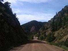 Waterton Canyon Trail - Littleton, easy mountain bike ride