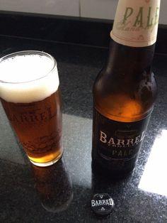 Cerveja Barrel Trolley Pale Ale, estilo Belgian Pale Ale, produzida por Barrel Trolley Brewing, Estados Unidos. 5.3% ABV de álcool.