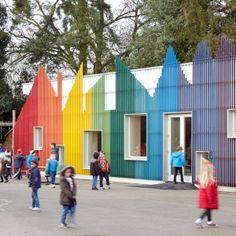 School+dining+hall+by+De+Rosee+Sa+and+PMR+recreates+Fantastic+Mr+Fox's+underground+village