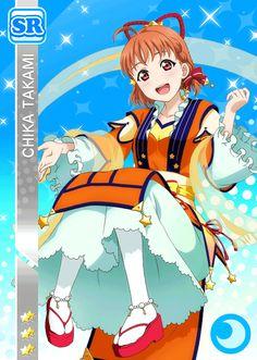 #1234 Takami Chika SR idolized