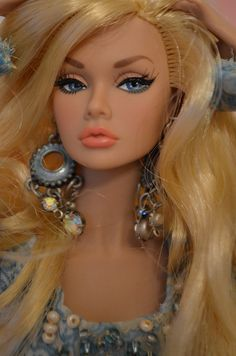 Tess-Creations ooak clothes for Fashion royalty! Free ship First class Beautiful Barbie Dolls, Pretty Dolls, Cute Dolls, Barbie Life, Barbie World, Chic Chic, Fashion Royalty Dolls, Fashion Dolls, Poppy Doll