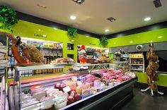 Reforma local carnicería