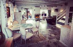 Celoročné ubytovanie v chate Provence vhodné pre rodiny s deťmi. Komfortná chata zariadená v provensálskom štýle.