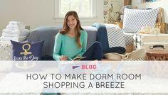 How To Make Dorm Roo