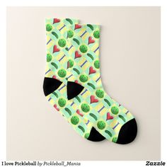 I love Pickleball Socks